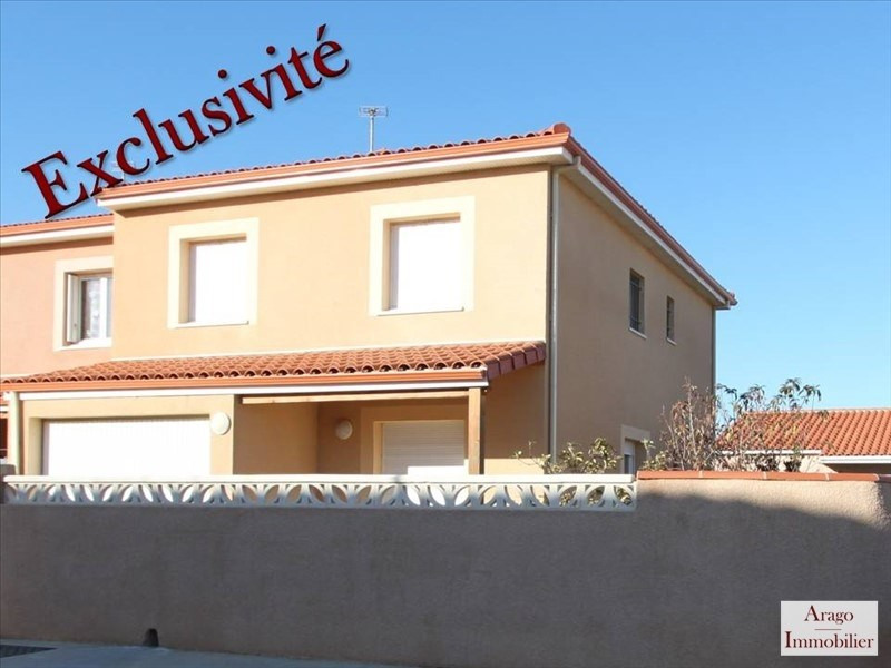 Vente maison / villa Rivesaltes 190 200€ - Photo 1