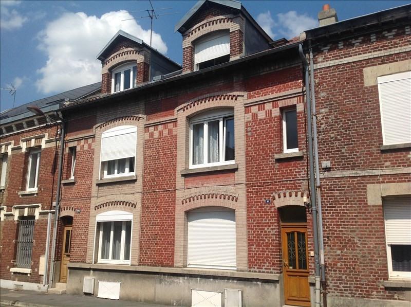 Produit d'investissement immeuble St quentin 162500€ - Photo 1
