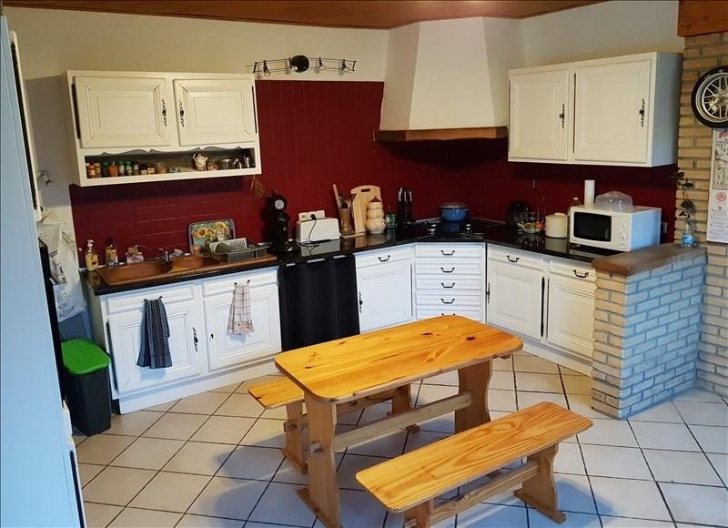 Sale house / villa Beauvois en cambresis 163200€ - Picture 2