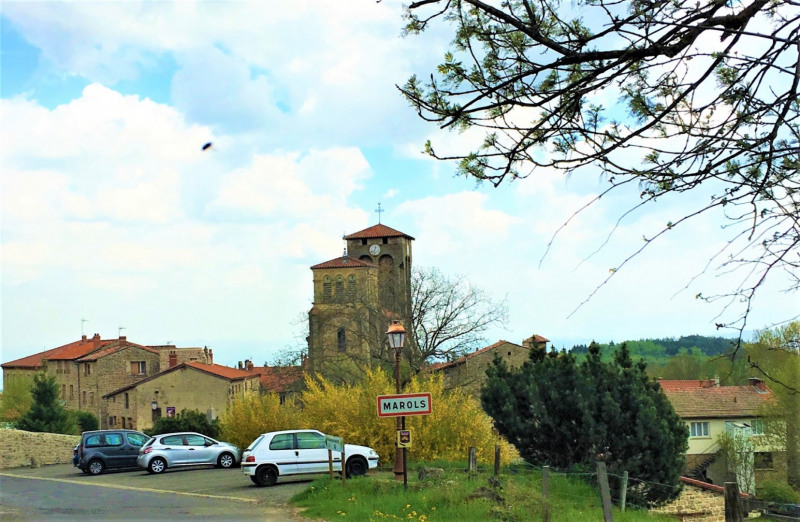 Vendita terreno Marols 43900€ - Fotografia 1