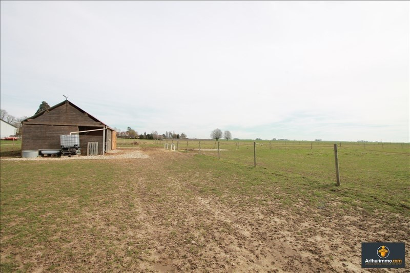 Vente terrain Sainville 21 600€ - Photo 1