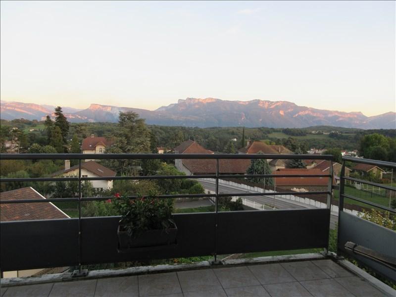 Verkoop  appartement Rives 139000€ - Foto 1