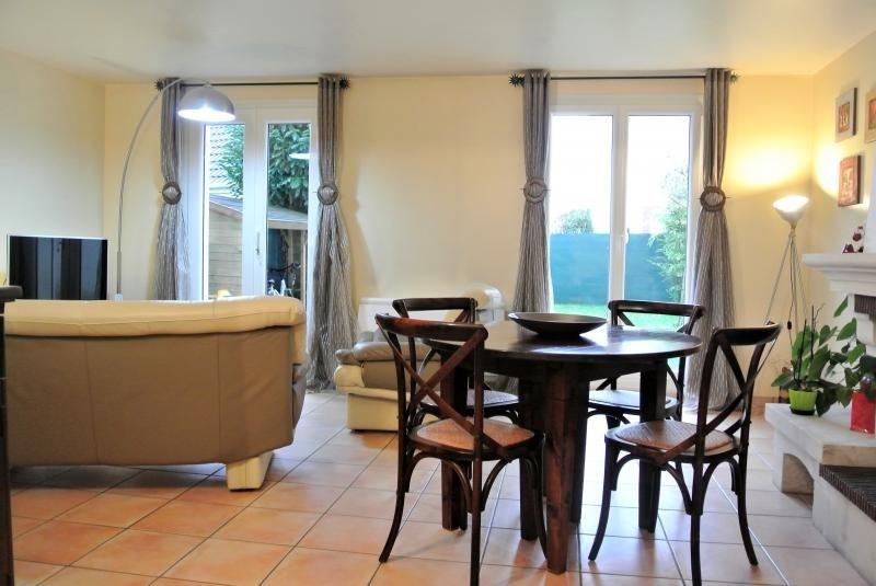 Vente maison / villa Le plessis bouchard 329000€ - Photo 2