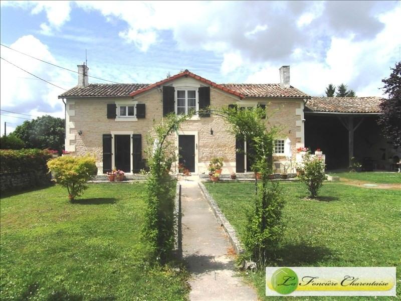 Vente maison / villa Brioux sur boutonne 197500€ - Photo 1
