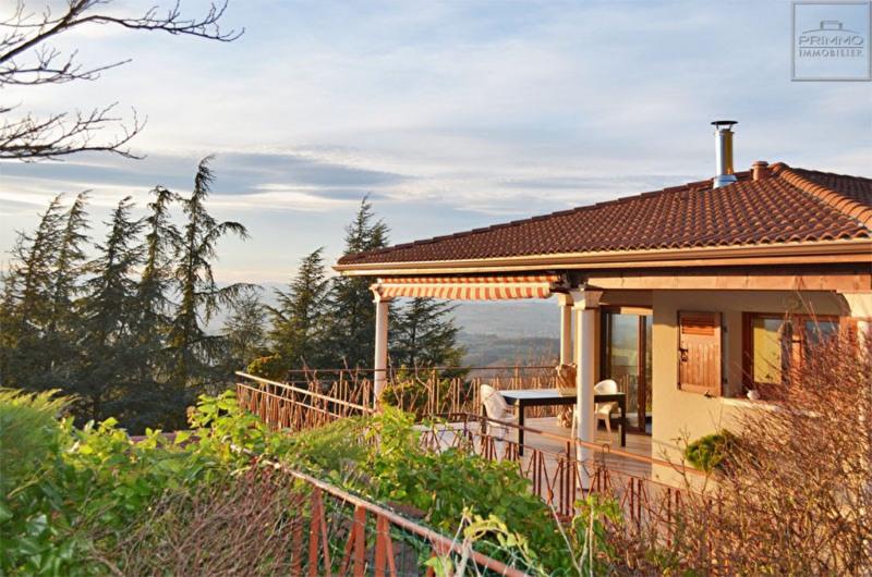 Deluxe sale house / villa Limonest 880000€ - Picture 2