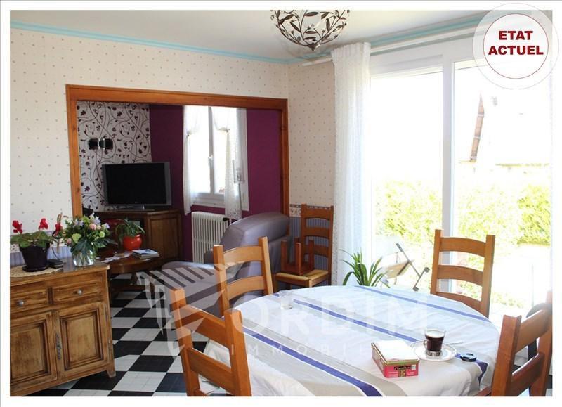 Sale house / villa Escolives ste camille 137500€ - Picture 3