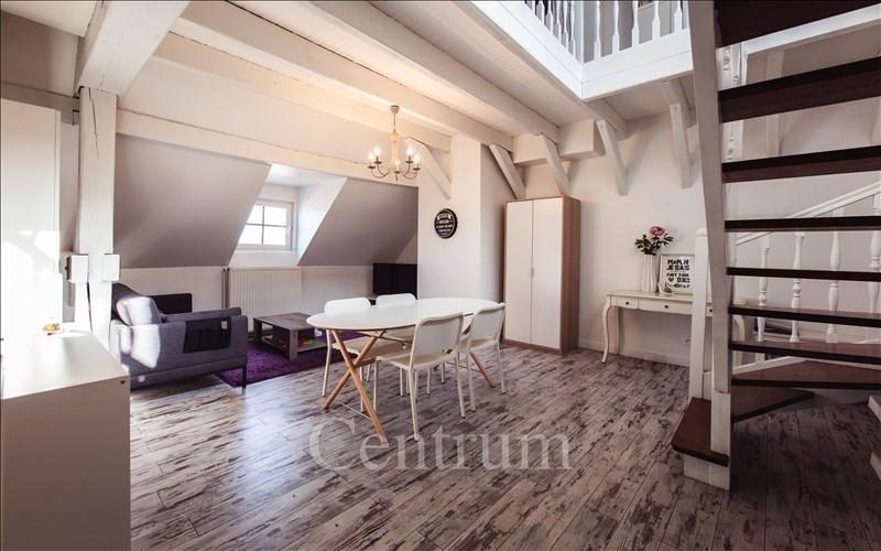Revenda apartamento Metz 244900€ - Fotografia 1