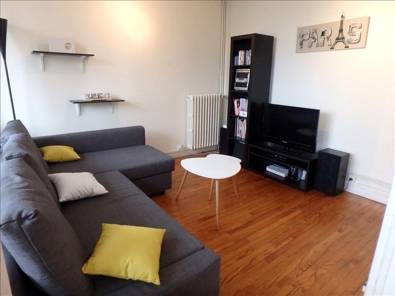 Vente appartement Toulouse 122000€ - Photo 1
