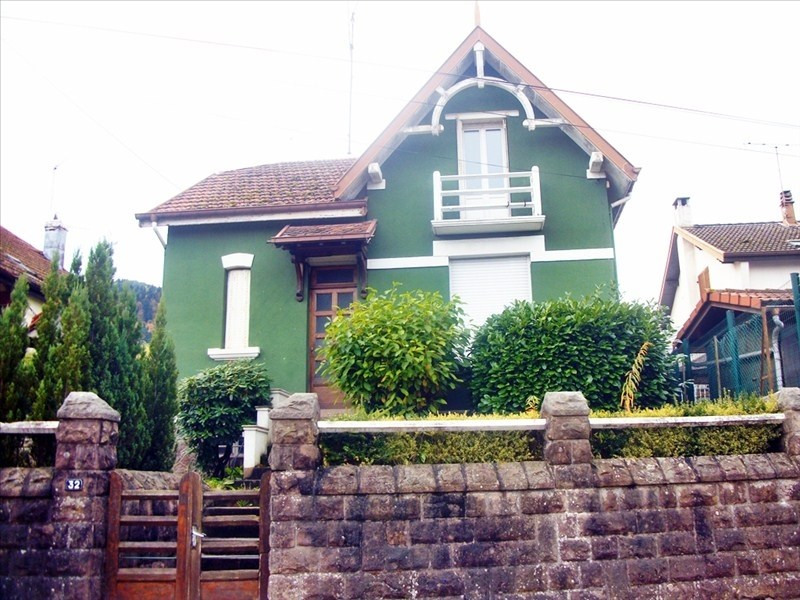 Location maison / villa Raon l etape 680€ CC - Photo 1