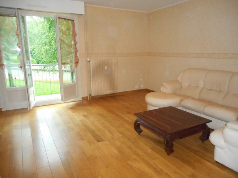 Vente appartement Perrigny 110000€ - Photo 1