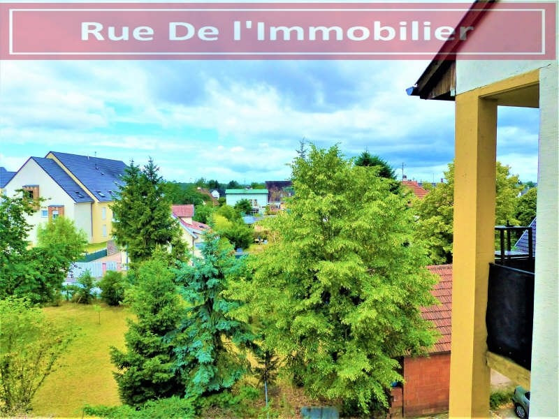 Investment property apartment Haguenau 48000€ - Picture 2
