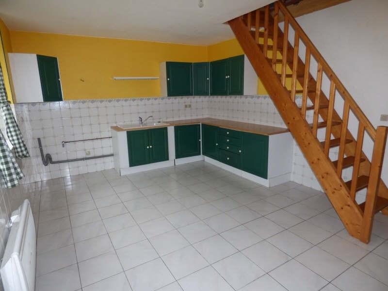 Vente maison / villa Cesny bois halbout 129000€ - Photo 2