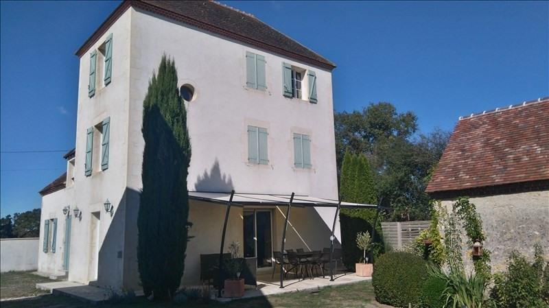 Revenda casa Langeron 322000€ - Fotografia 1