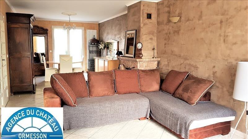 Vente maison / villa Ormesson sur marne 520000€ - Photo 2