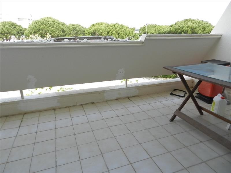 Vente appartement La grande motte 99000€ - Photo 1