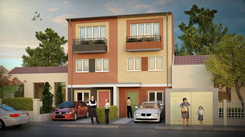 Venta  casa Bagneux 575000€ - Fotografía 7