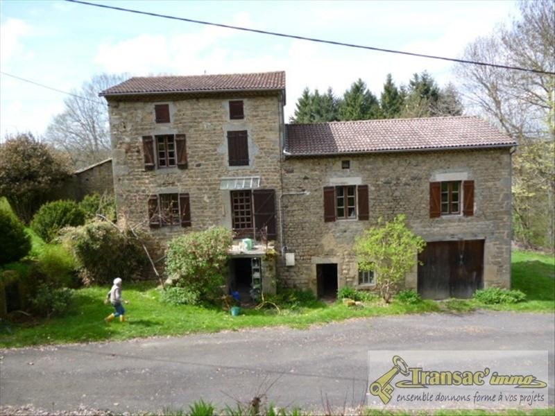 Sale house / villa Tours sur meymont 97650€ - Picture 1