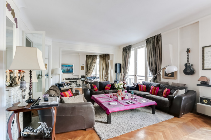 Vente de prestige appartement Paris 16ème 3 300 000€ - Photo 4