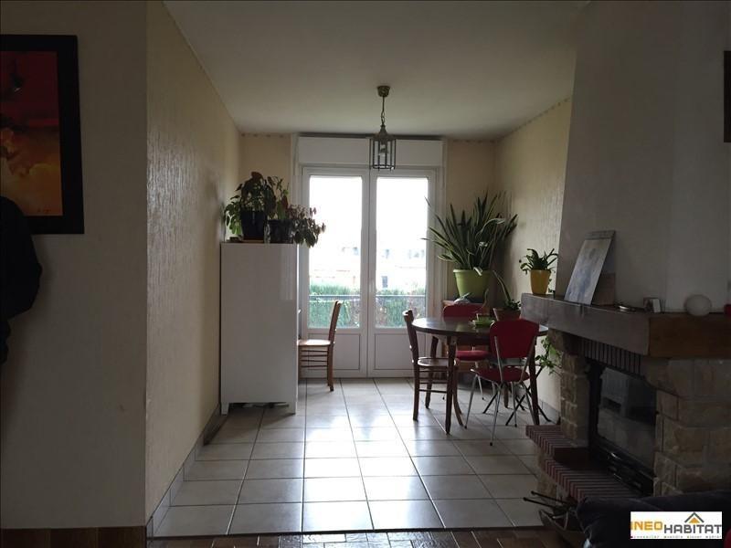 Location maison / villa La meziere 750€ +CH - Photo 2