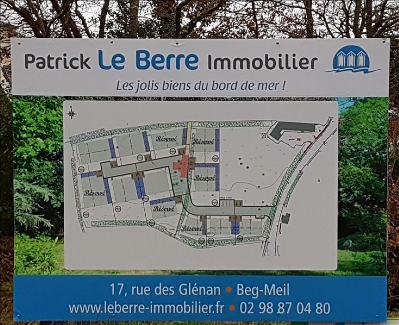 Vente terrain Fouesnant 103834€ - Photo 3