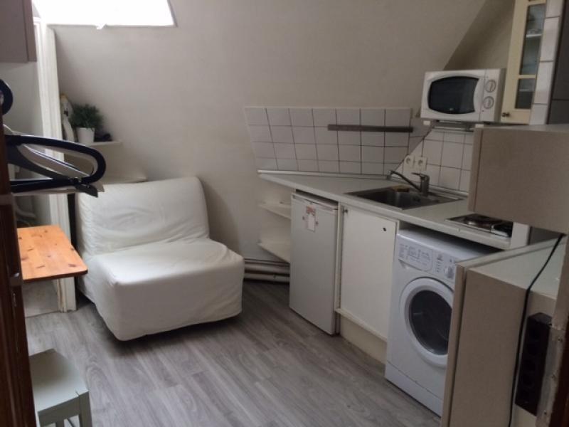Vente appartement Paris 18ème 76000€ - Photo 5