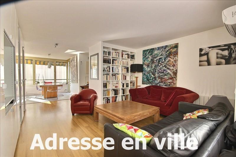 Revenda apartamento Levallois perret 460000€ - Fotografia 1