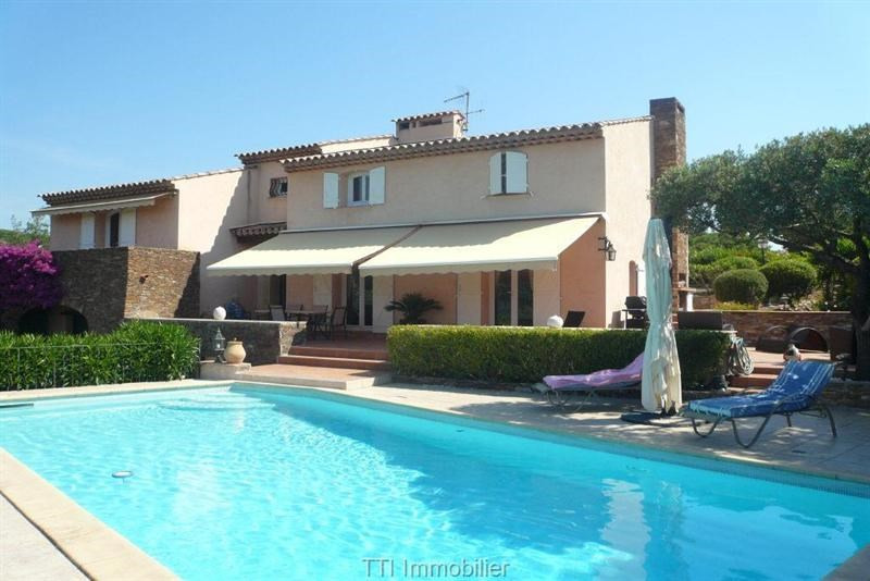 Deluxe sale house / villa Sainte maxime 1575000€ - Picture 1