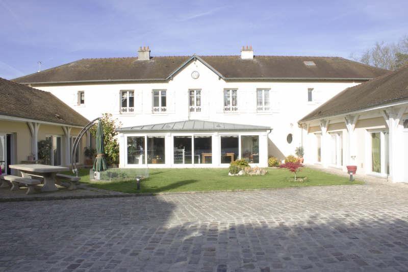 Deluxe sale house / villa Luzarches 1040000€ - Picture 1