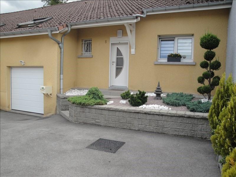 Revenda casa Audincourt 189000€ - Fotografia 1