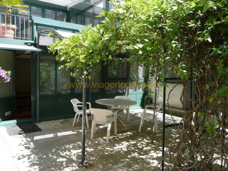 Life annuity apartment Paris 16ème 870000€ - Picture 12
