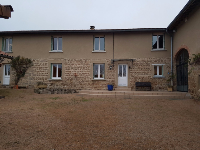 Sale house / villa St laurent de chamousset 475 000€ - Picture 2