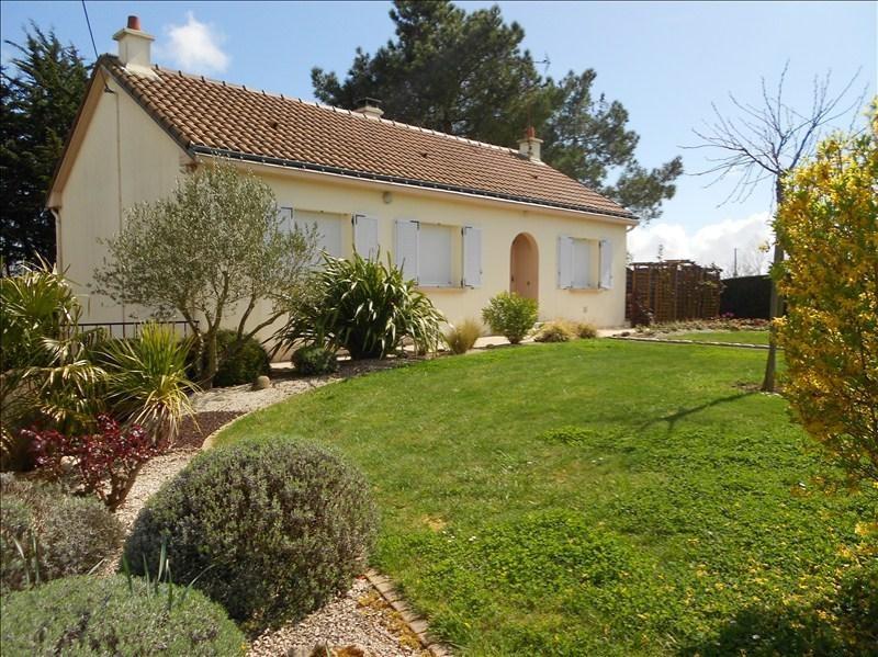 Rental house / villa Pornic 865€ CC - Picture 1