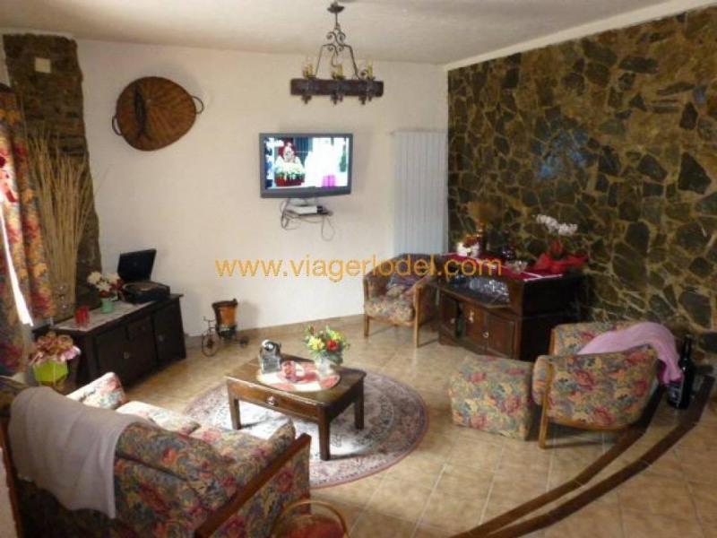 Lijfrente  huis La brigue 125000€ - Foto 4