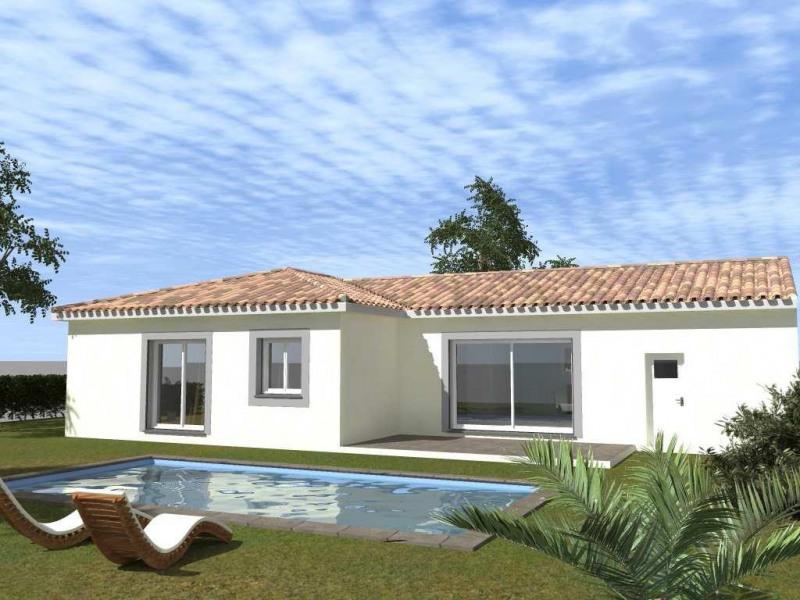 Maison  4 pièces + Terrain 340 m² Servian par Domitia Construction