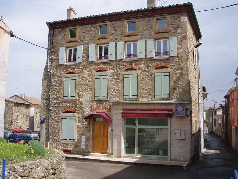 Sale building Andance 186170€ - Picture 1