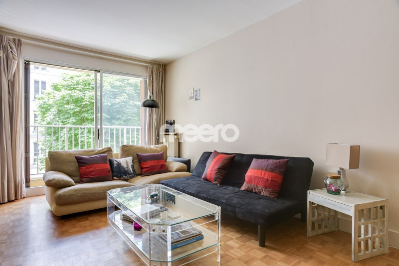 Location appartement Paris 15ème 1 800€ CC - Photo 1
