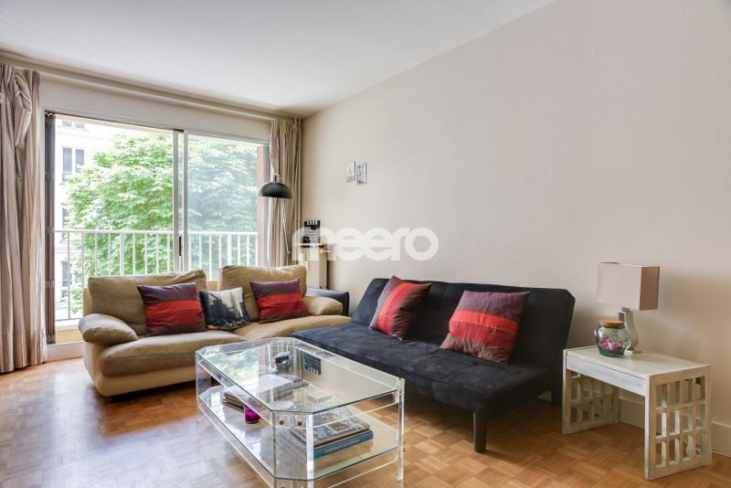 Rental apartment Paris 15ème 1800€ CC - Picture 1