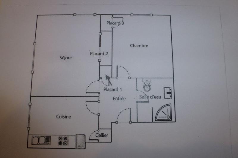 Sale apartment Saint-nom-la-bretèche 210000€ - Picture 5
