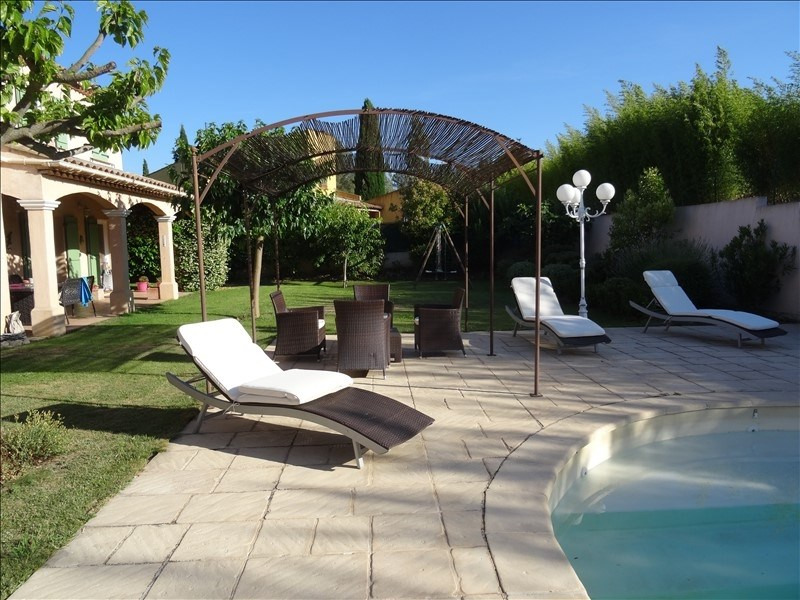 Deluxe sale house / villa Peynier 650000€ - Picture 2