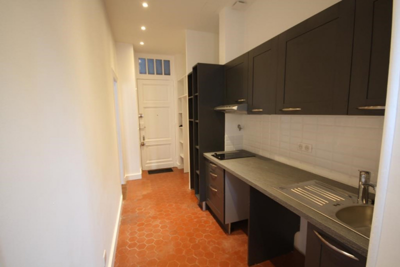 Rental apartment Juan les pins 600€ CC - Picture 4
