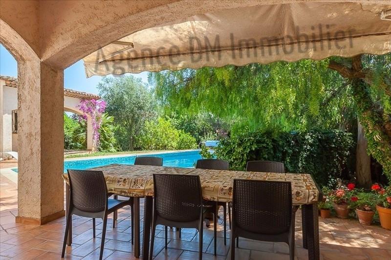 Vente de prestige maison / villa Juan les pins 1495000€ - Photo 7