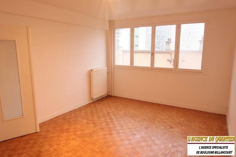 Alquiler  apartamento Boulogne billancourt 1150€ CC - Fotografía 1