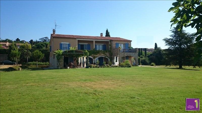Vente de prestige maison / villa Uzes 1150000€ - Photo 14