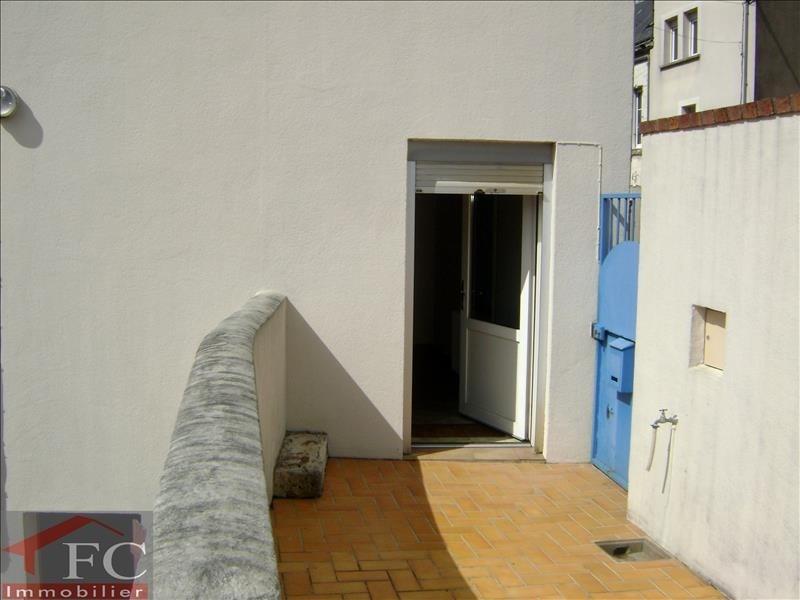 Sale house / villa Chateau renault 79000€ - Picture 1