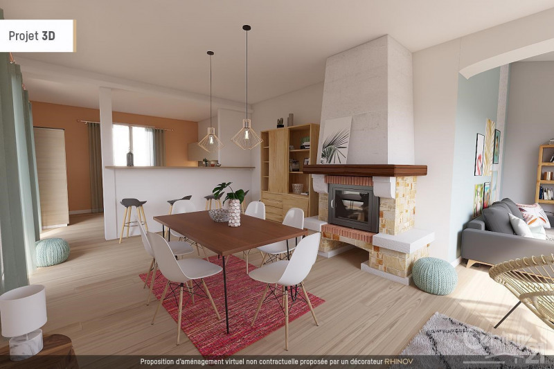 Sale house / villa Tournefeuille 307500€ - Picture 1