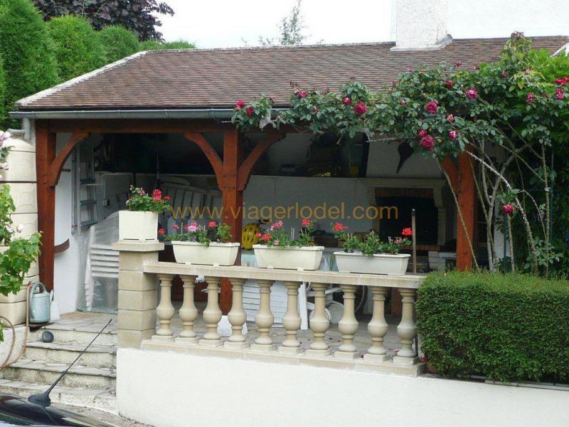 Life annuity house / villa Achères 90000€ - Picture 4
