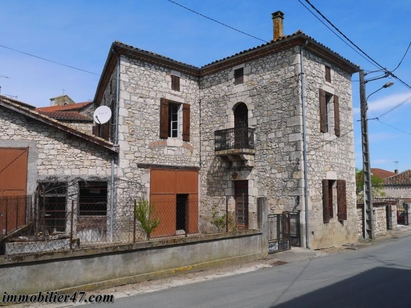 Vente maison / villa Laugnac 99900€ - Photo 1