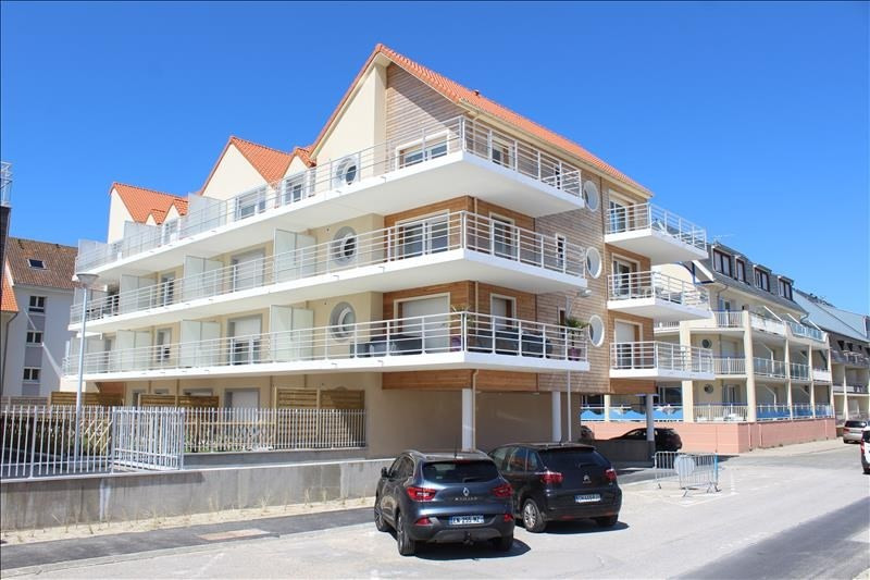 Vente appartement Fort mahon plage 164 000€ - Photo 1