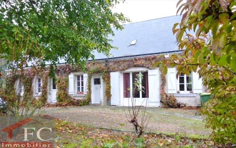 Vente maison / villa Monthodon 171500€ - Photo 1