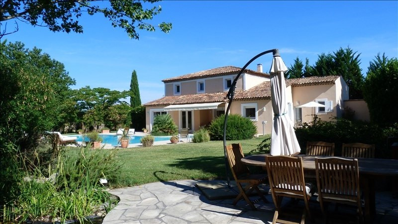Verkoop van prestige  huis Pernes les fontaines 669000€ - Foto 9